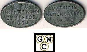 1850-English-Communion-Token-Northumberland-12215