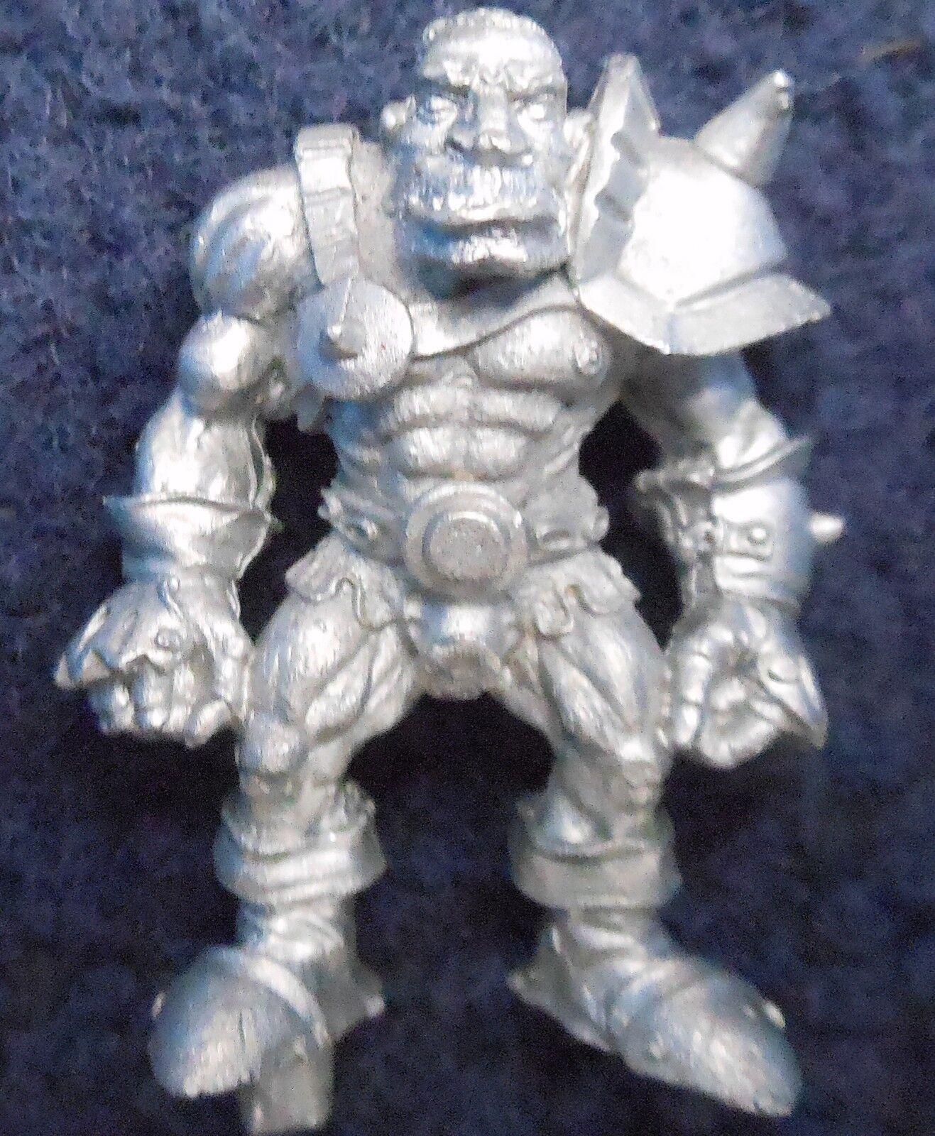 1989 Ogre Bloodbowl 2nd Edition Star Player Grak`ng`Grag Gorthag Citadel Big Guy