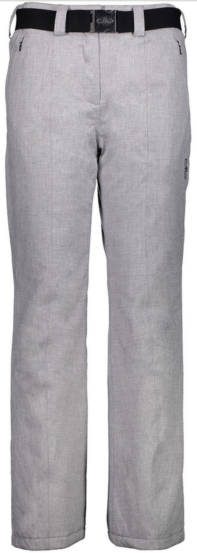 F.Lli Campagnolo Women's Ski Pants Lady Ski Trousers Grey  Melange  best service