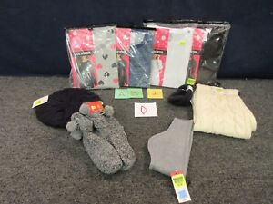 a4c648a538b5 9 Ladies Thermal Top Bottom Joe Boxer Underwear Scarf Socks Hat ...