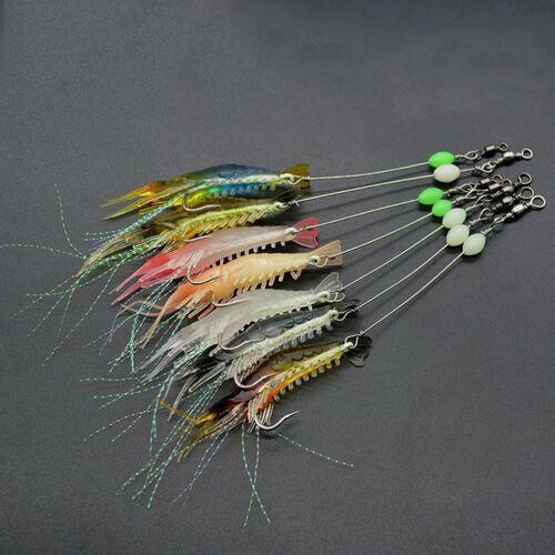 Compcat 4cm 3.3g Luminous Fish Baits Portable Fishing Lures Artificial Bait W8