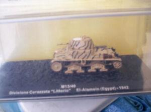 M-13-40-DIVISIONE-CORAZZATA-LITTORIO-EL-ALAMEIN-1942-SCALA-1-72