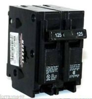 Murray Crouse-hinds Mp2125 Circuit Breaker 2 Pole 125amp 240v Seimens 125a