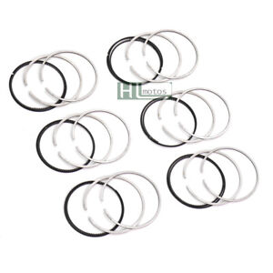 STD 6x Piston Rings 88mm for 2.5 3.0 Mercedes-Benz C300 E300 W204 W211 W212 R171