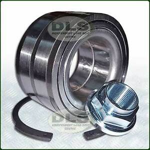 Land Rover Discovery 3 and 4 LR021939 Rear Wheel Bearing Kit
