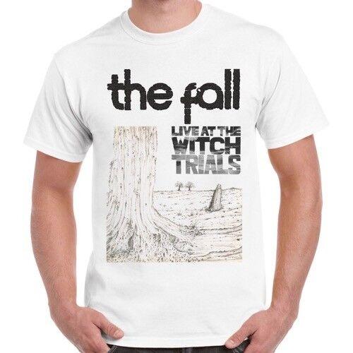 La chute Live at the Witch Trials Punk Rétro T Shirt 179