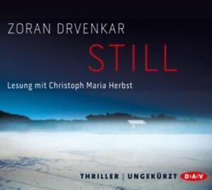 """""""Still"""" von Zoran Drvenkar 6 CD's gelesen v. Chistoph M. Herbst - Asbach, Deutschland - """"Still"""" von Zoran Drvenkar 6 CD's gelesen v. Chistoph M. Herbst - Asbach, Deutschland"""