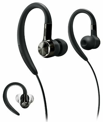 Philips SHS8100/28 Earhook In-Ear Flexible Headphones