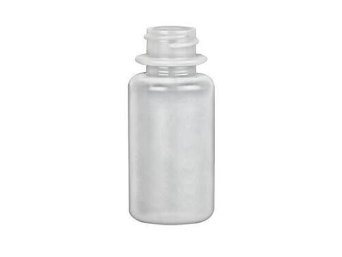 HDPE Plastic Dropper Bottles w//Child Resistant Caps 1 oz Lot of 100 30 ml