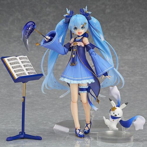 Figura de anime lindo Hatsune Miku Figma EX037 acción figurita juguete regalo