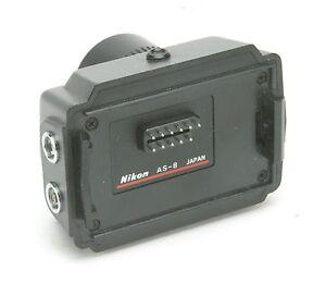 Nikon SB-16 (A) Flash Socket Connection Unit AS-8 For F3 Cameras. Ex.