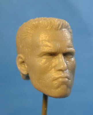 """ML045 Custom Cast head use with 6/"""" Marvel Legends action figures"""