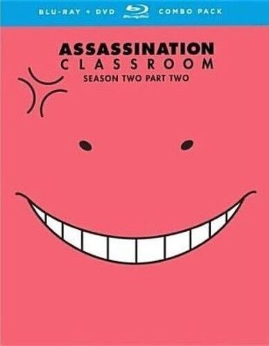 Assassination Classroom: Season Two Part Two [New Blu-ray] With DVD, Boxed Set
