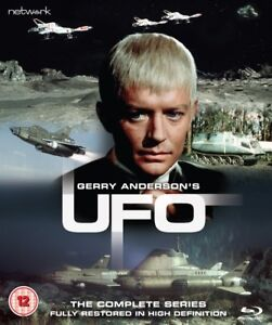 Details about UFO 1970-1971 COMPLETE Gerry Anderson TV Season Series Eu  Region B BLURAY not US