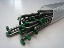Heidifeathers Reborn Rooting Needles 10 x 36G (Green tip)
