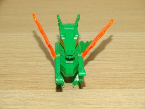 1 x Lego Drache grün