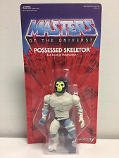 """Masters of the Universe Possessed Skeletor Super7 5-1/2"""" Action Figure"""