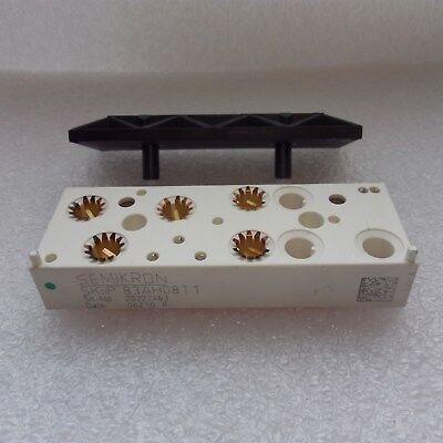 New Semikron Skiip83AHB08T2 half controlled 3ph SCR//Diode bridge module 75A 800V