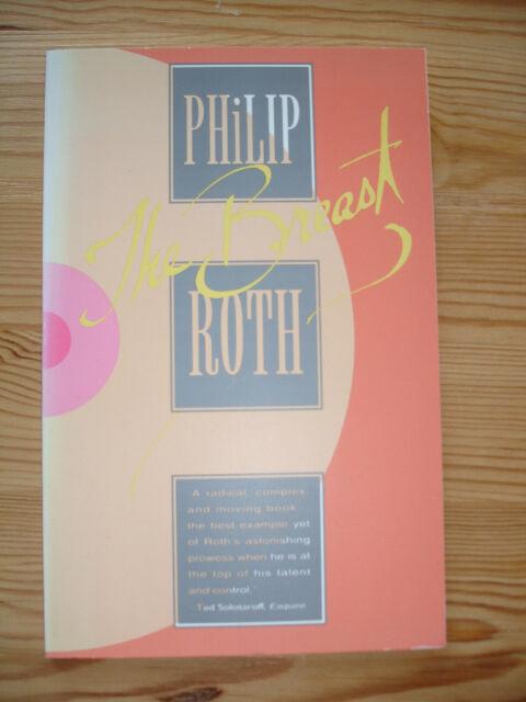 The Breast von Philip Roth (1994, Taschenbuch) in englischer Sprache