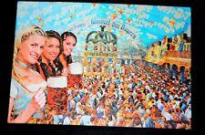 Holographic Post Card Bayern #122 Germany Deutschland Schone GruBe aus Bayern
