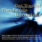 Del Tredici Theofanidis and Bernstei - Robert Spano Compact Disc