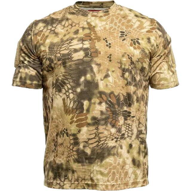 Kryptek Stalker Short Sleeve Shirt Highlander 2X-Large