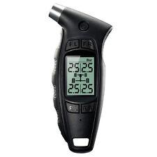 Digital LCD Display Tire Tyre Air Pressure Gauge Bar PSI Motorcycle Car Tester