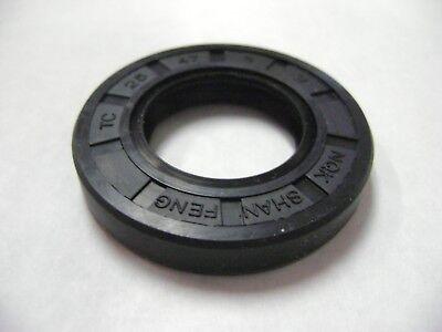 Sello de aceite de métricas doble labio 8mm X 25mm X 8mm