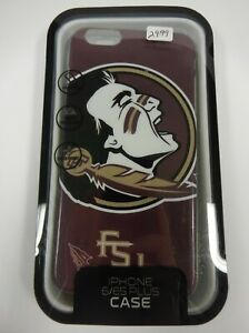 Details about Heavy Duty Dual Layer Case for iPhone 6 Plus and 6s Plus - FSU Seminoles