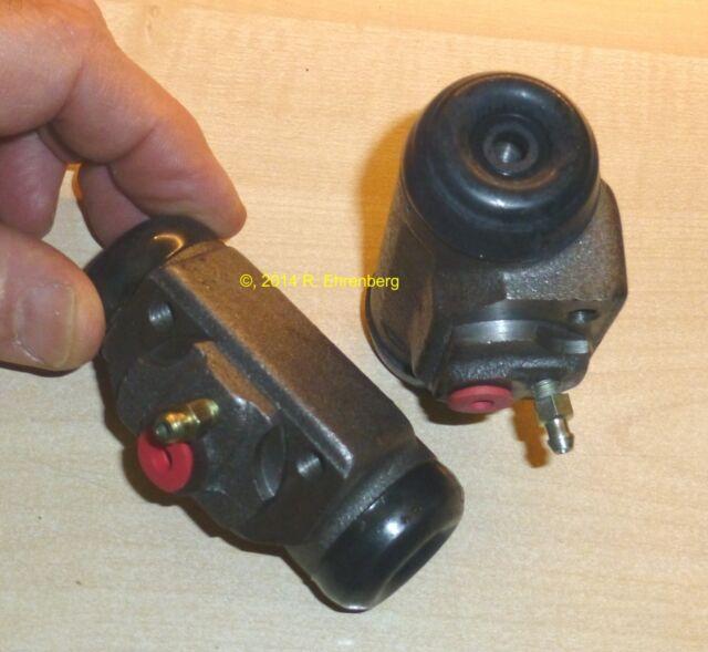 MOPAR: Disc / Drum Brakes Lockup Proportioning Fix Plymouth Dodge A, B, E-Body