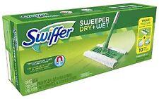 Swiffer Sweeper Dry Wet Cleaner Starter Kit 11 Pcs
