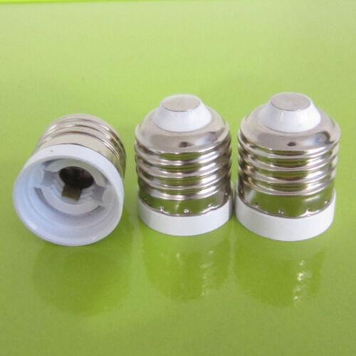 E27 E17 E12 E14 B15 B22 Bulb Base Adapter Light Socket Extender Converter Holder
