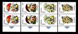 ANTIGUA & BARBUDA - 1992 - Funghi -