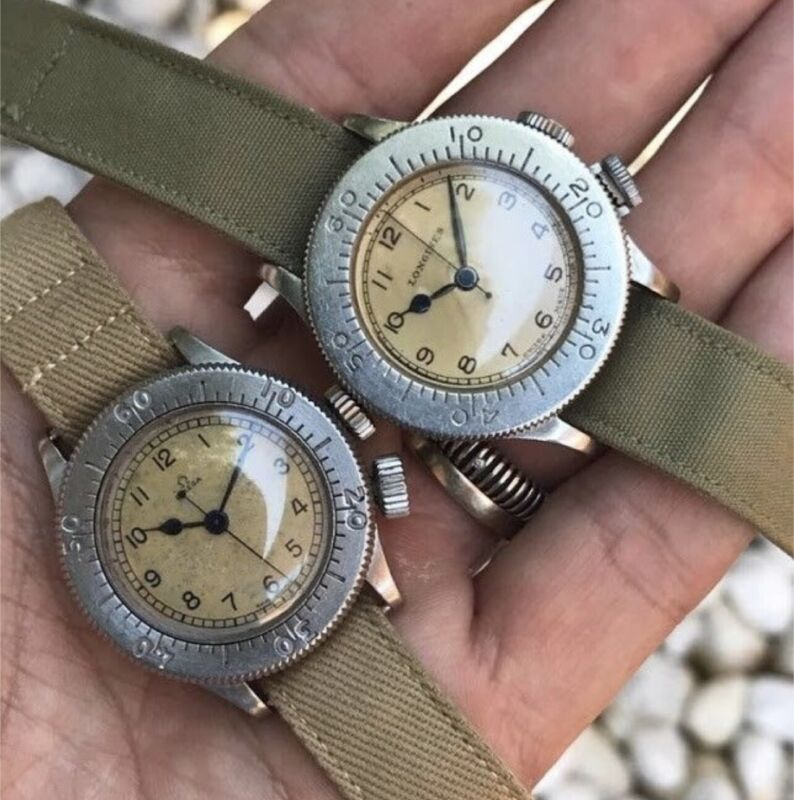 We also buy non working Swiss watches