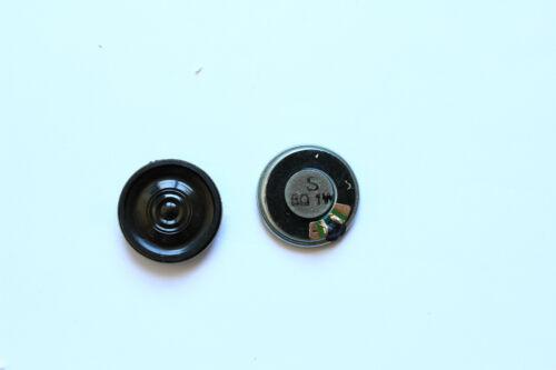 1pcs Round Micro Speaker Diameter 23mm 8Ohm 8R 1W SPEAKERS