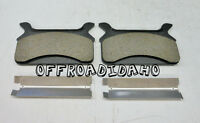 Semi-metallic Snowmobile Brake Pads Polaris Indy 500 95 96 97 98 99 00 01 02 03