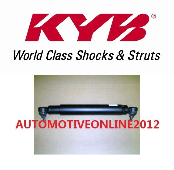 KYB Steering Damper Ball Top/bottom Mount Fits Solid Front Axle KS1005 Ship
