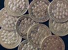 Low mintage 2003 Volunteer 20c x 5 circulated coins, combine & save