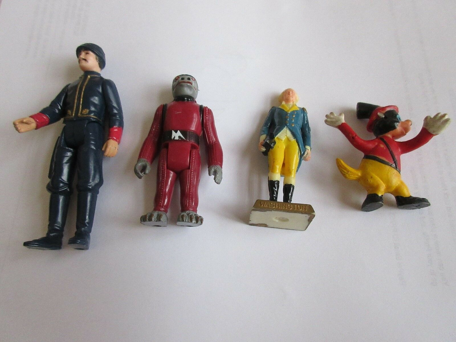 Action Figures , Old Vintage , Snaggletooth , Bespin Gu