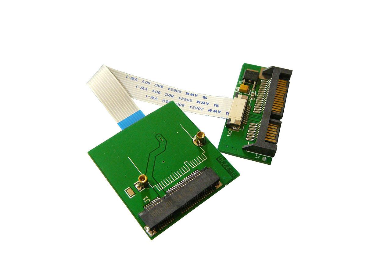 Adapter SATA SSD Macbook 18+8 Pins A1465 A1466 A1435 A1436 MD223 MD224