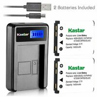 42b Battery&charger For Olympus Stylus 550wp 700 710 720sw 725sw 730 740 750 760