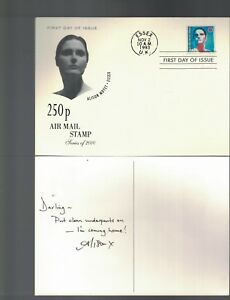 Alison-Moyet-Essex-Album-Promotional-Postcard-First-Day-of-Issue