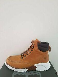 M.T.C.R. Moc Toe Sneaker Boots NIB
