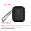 thumbnail 2 - For AirPods Pro 1/2 Case Carbon Fiber TPU Shockproof Charging Skin Case Cover