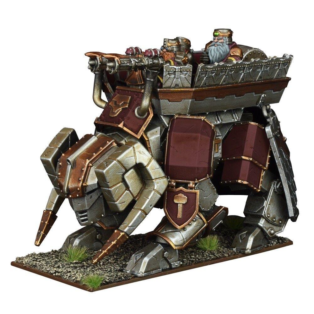 Mantic Games BNIB Dwarf Steel Behemoth MGKWD401