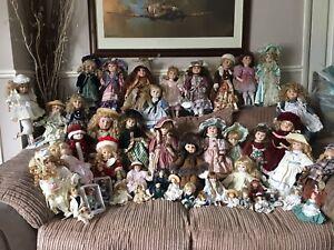 Porcelain Dolls Collection - Bearwood, West Midlands, United Kingdom - Porcelain Dolls Collection - Bearwood, West Midlands, United Kingdom