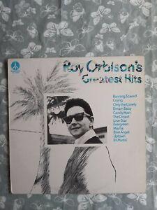 Rob-Orbison-Roy-Orbison-039-s-Greatest-Hits-12-034-Vinyl-LP-record-MNT-64663-UK