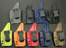 Kydex IWB Holster For Glock 19 (and 19x/23/32/45) Appendix AIWB