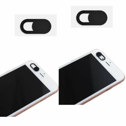 1-3X  Webcam Cover Slider Camera Shield for Laptop Pad Tablet Phone Privacy