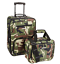 Luggage-2-Piece-Set-Choose-14-Colors-One-Size-Free-Shipping thumbnail 7